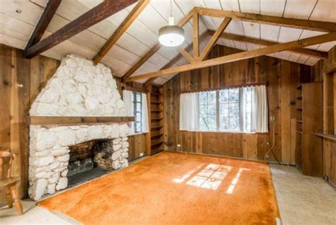 colorful  sq ft woodside cabin