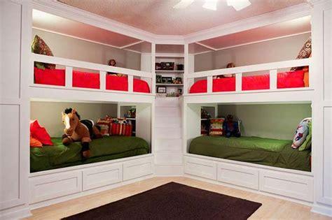 21 Most Amazing Design Ideas For Four Kids Room   Amazing DIY, Interior & Home Design