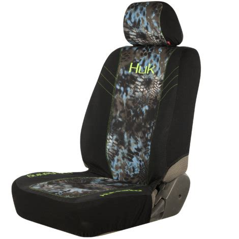 Huk Jig Lowback Bucket Seat Cover  Neptunegreen By Huk