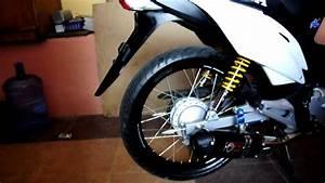 Nob1 Tribold Exhaust On Honda Xrm 125 Dual Sport Ds Hd