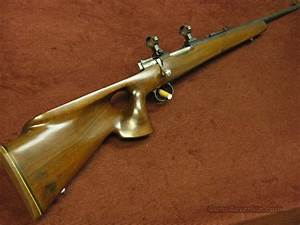 SWEDISH 1896 MAUSER 6.5X55 - CUSTOM WITH GORGEO... for sale