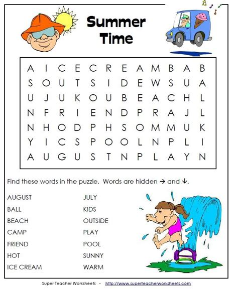 1000 images about summer vacation pinterest the alphabet maze and summer words