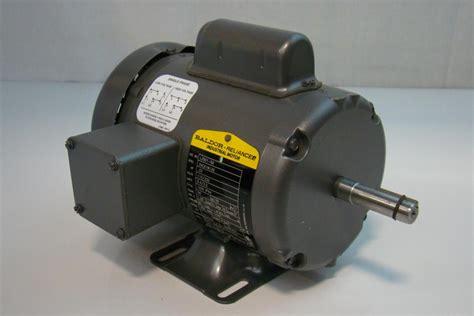 Baldor Motor Single Phase Rpm