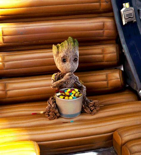 Baby Groot  Gifs  Pinterest  Mascotas, Galaxias Y