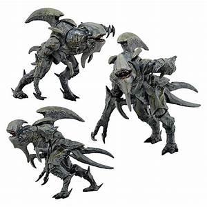 Pacific Rim Kaiju Mutavore Ultra Deluxe Action Figure ...