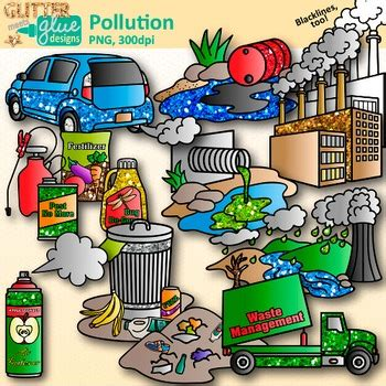 pollution clip art earth conservation  land water