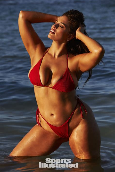 ASHLEY GRAHAM in Sports Illustrated Swimsuit 2018 Issue ...