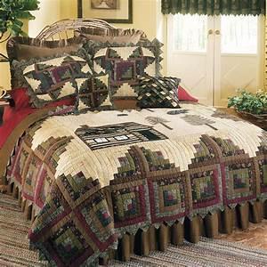 Northwoods Quilt & Bedding by Donna Sharp