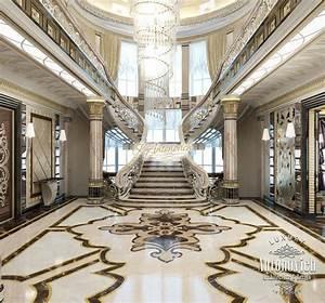 Interior of a Luxury Villa in Qatar