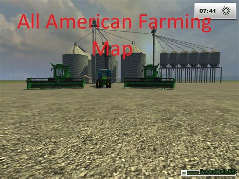17 best images about american all american farming map gamesmods net fs17 cnc fs15