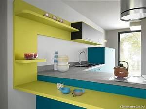 cuisine bleue canard 20171018215519 tiawukcom With couleur bleu canard deco 6 cuisine bleue je fonds pour une cuisine bleue elle