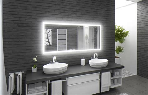 methline gmbh led spiegel m303 l4 wandspiegel