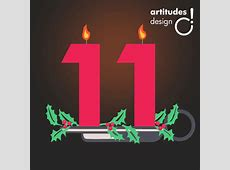 Day 11 Christmas GIF by Artitudes Design Find & Share on