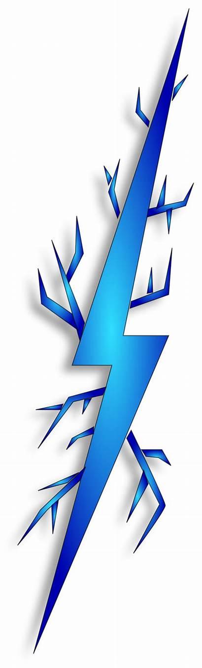 Lightning Bolt Clip Clipart Lighting Cartoon Electric