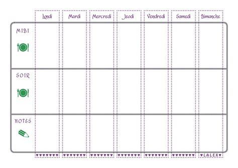 Planning repas semaine excel texte de perte de poids de sam bailey exante. 11.jpg (1754×1240) | Menu semaine, Planning vierge ...