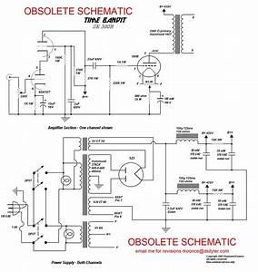 Obsolete Schematic Se 300b