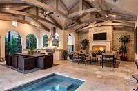 fine outdoor living patio design ideas 15 Luxury and Classy Mediterranean Patio Designs
