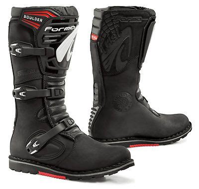 italian motocross boots forma boulder motorcross trail atv motorcycle boots new