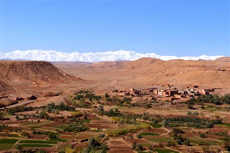 A weekend in Morocco during my semester abroad