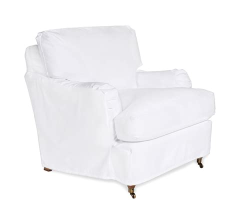 white slipcovered chair white slipcover chair best home design 2018