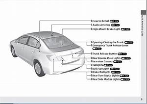 2015 Honda Civic Hybrid Owners Manual
