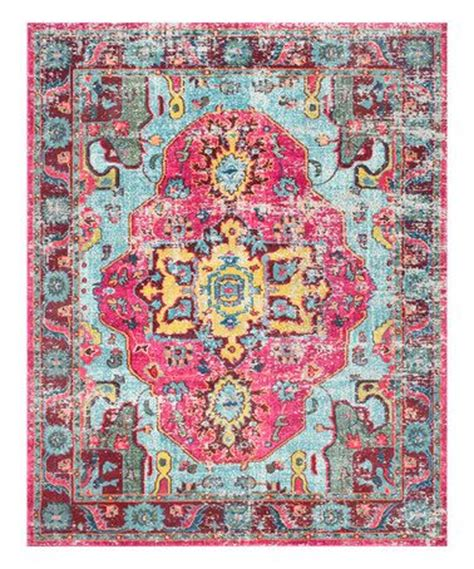 blue and pink rug pink and blue rug rugs ideas