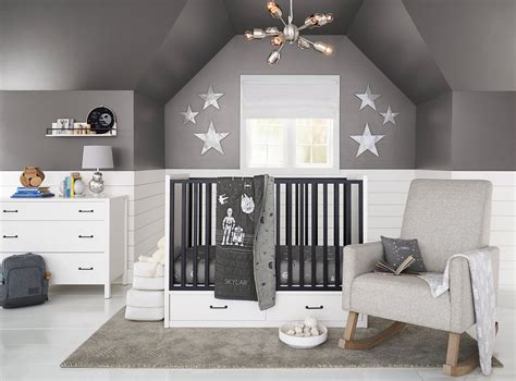 Pottery Barn Launch Star Wars Nursery & Kids Collections