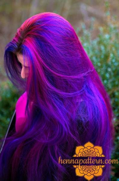 Hair And Blue Origin by How To Mixing Blue And Purple Hair Dye Henna Origin