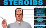 side effects of steroids on the human body