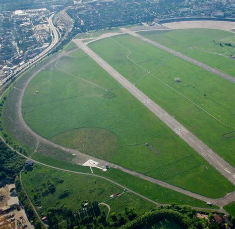 Berlin Entscheidet Sich Gegen Bebauung Von Tempelhofer