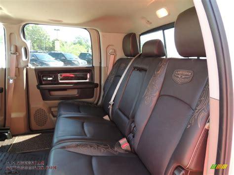 2012 Dodge Ram 3500 HD Laramie Longhorn Mega Cab 4x4