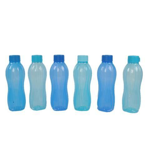Buy Tupperware 1000 ML Water Bottle (Set Of 6 Bottles