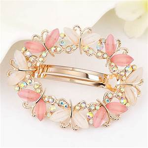Wholesale 2017 Fashion Girls Barrette Butterfly Hairpins
