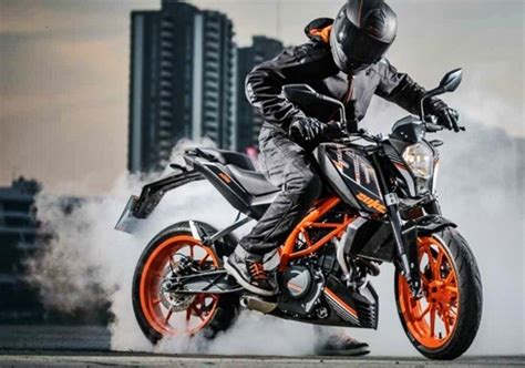 ktm duke rc  exports    india motorcycles
