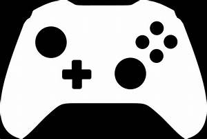 Xbox One Controller Silhouette by shaqaruden on DeviantArt