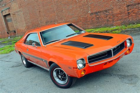 At the time, it was the largest corporate merger in u.s. It Took Two AMC Fanatics and Years of Junkyard Crawls to Restore this Rare 1969 AMC Javelin SST ...