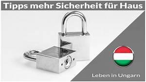 Sicherheit Fürs Haus : tipps mehr sicherheit f r haus gegen einbruch leben in ~ A.2002-acura-tl-radio.info Haus und Dekorationen