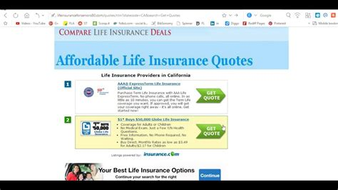 Get maxlife renew, policy buying proces through online. Aarp Term Life Insurance Quotes