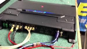Kenwood Kac-9105d Mono Amp