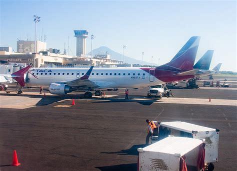 Comalapa International Airport by San Salvador, El Salvado ...