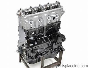 Vw 1 9l Aaz Engine Long Block