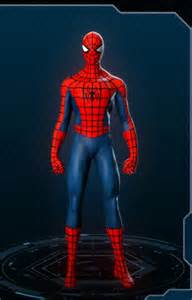 marvel heroes spider modern costume orcz the wiki