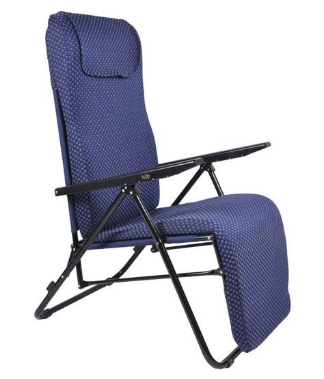 tulip recliner blue portable chair buy tulip recliner