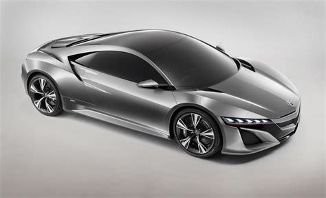 Honda Nsx 2015 Acura by 2015 Honda Acura Nsx