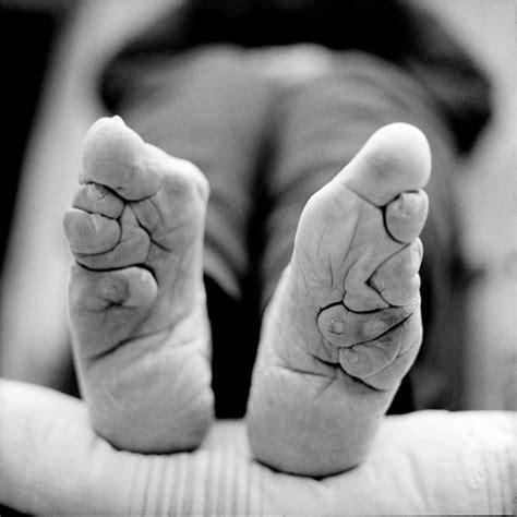 Hong Kong Living History Bound Feet Women Of China Jo