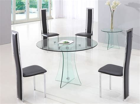 astoria glass dining table