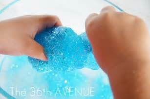 How to Make Glitter Glue Slime