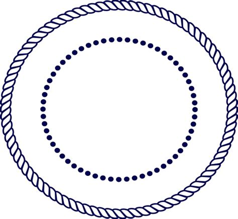 Rope Border Clipart Rope Border Clip At Clker Vector Clip