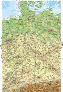Deutschland Physische Karte : diercke weltatlas kartenansicht deutschland physische bersicht 978 3 14 100800 5 26 ~ Watch28wear.com Haus und Dekorationen