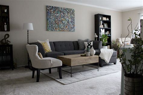 Living Room Redo  Brick & Vine